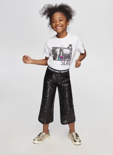 Tyess Tyess Siyah Pantolon Siyah